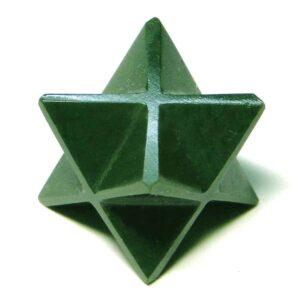 Blood Stone Merkaba Stars
