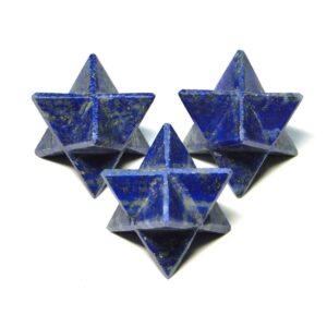 Lapis Merkaba Stars