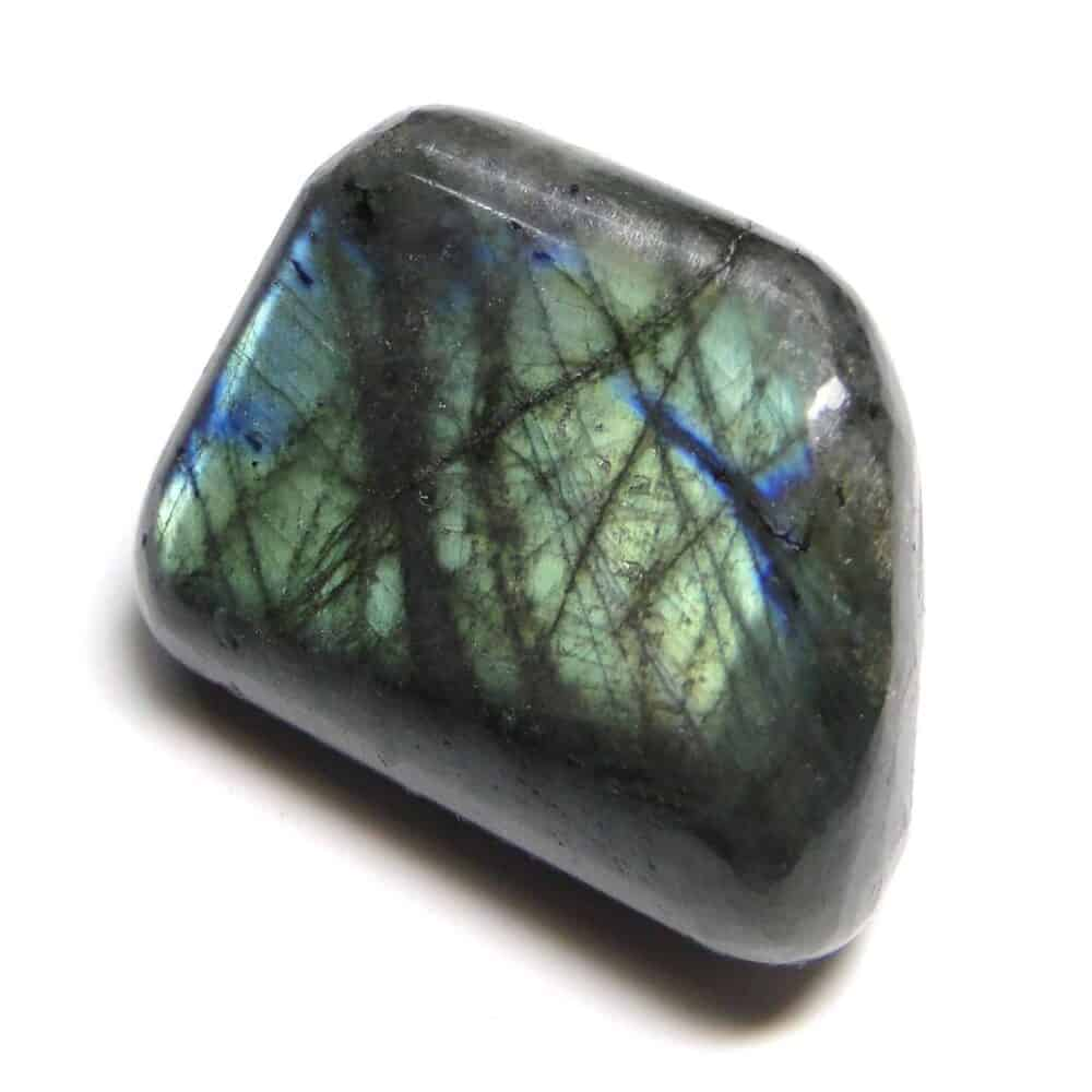 Labradorite Tumbled Pebble Stones Nature's Crest TS010 ₹ 199.00