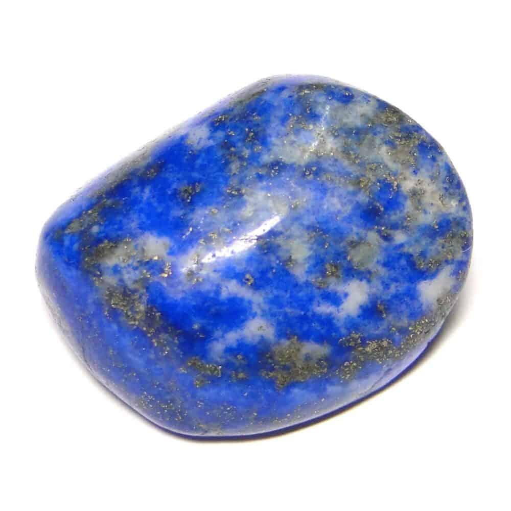 Lapis Lazuli Tumbled Pebble Stones Nature's Crest TS011 ₹199.00