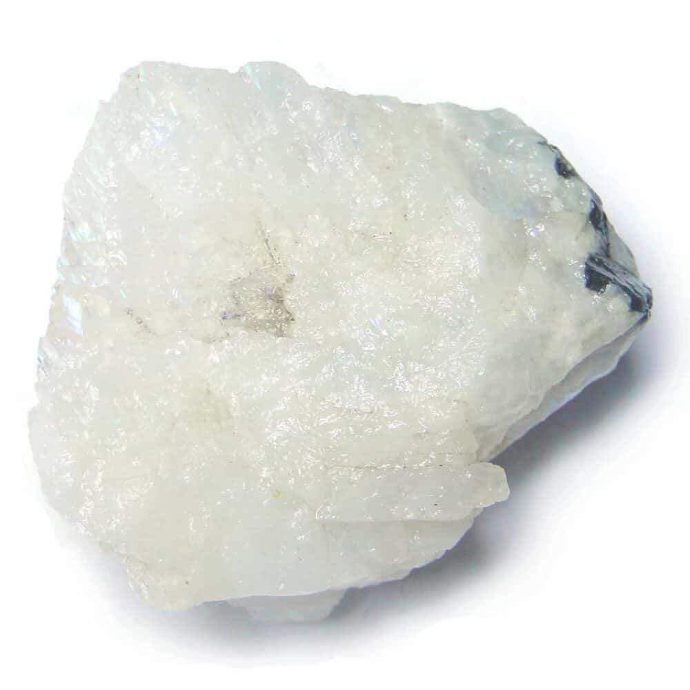 Rainbow Moonstone Natural Raw Rough Chunks Nature's Crest RC021 ₹199.00