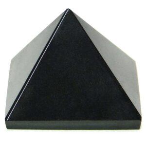 Black Tourmaline Pyramids