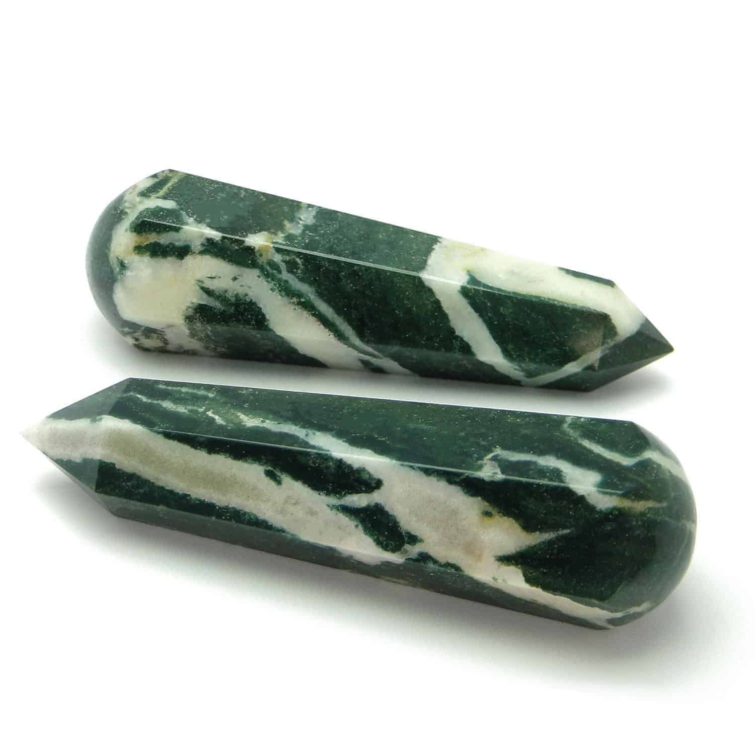 Green Zebra Healing Wand Massage Stick Nature's Crest MS009 ₹ 599.00