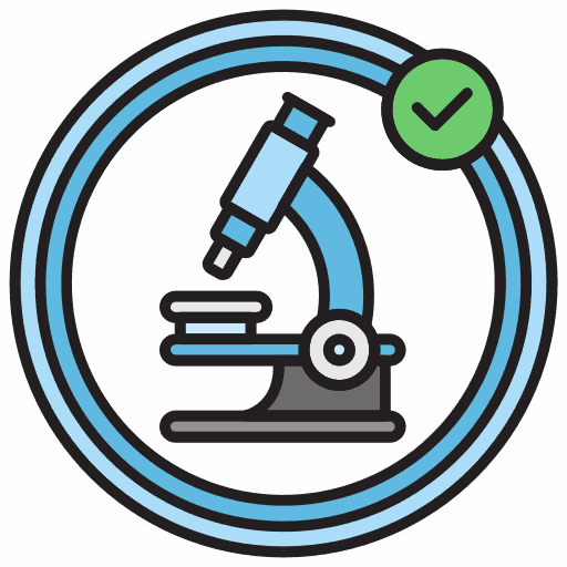 Nature's crest - lab certificate - lab certified